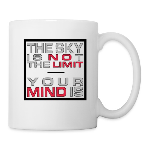 No Limit Mind - Tasse