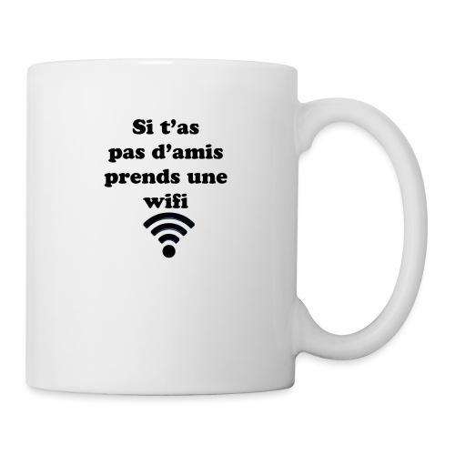 wifi - Mug blanc
