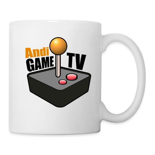 Andi GAME TV (Black) - Tasse