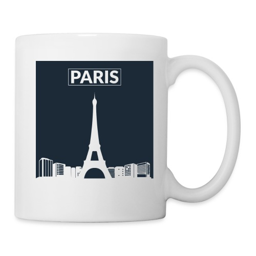 Paris - Collection 2015 - Mug blanc
