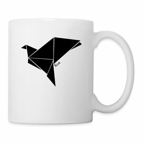 Origami - Mug blanc