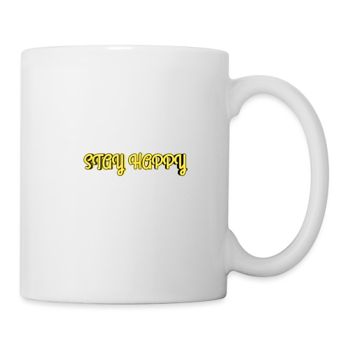 Stay Happy - Mug