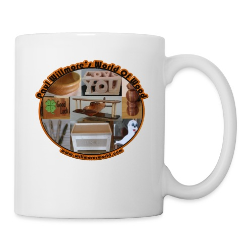 Large logo new - Mug