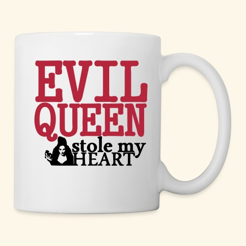 Evil Queen stole my Heart Once Upon A Time Shirts - Mug