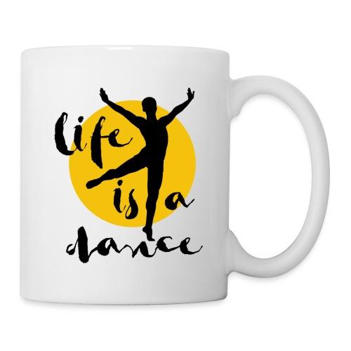 Ballett Tänzer - Tasse
