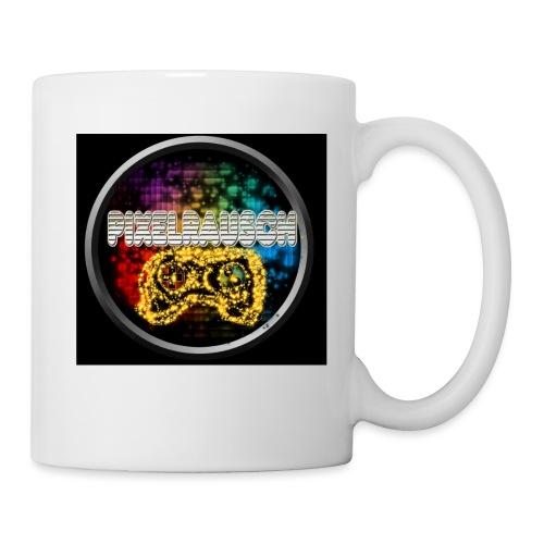 Pixelrausch Fanartikel - Tasse