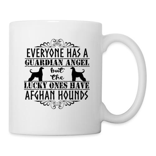 Afghan Hound Angels - Mug