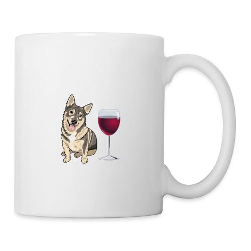 Wine Alone Vallhund - Muki