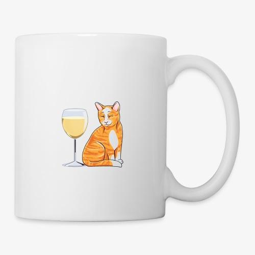 Yksin Viinillä Kissani V - Muki