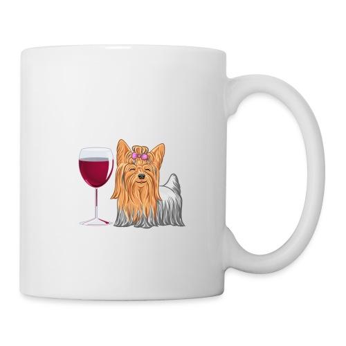 Yksin Viinillä Yorkki II - Muki