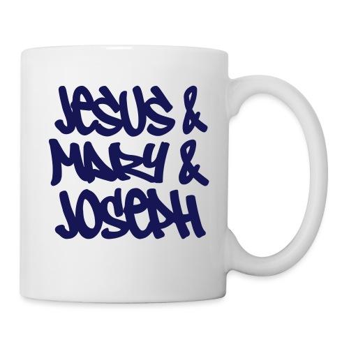 JESUS MARY AND JOSEPH - Mug