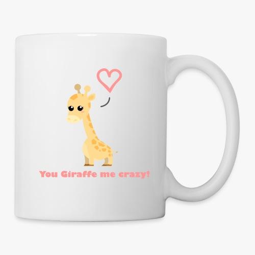 Giraffe Me Crazy - Kop/krus