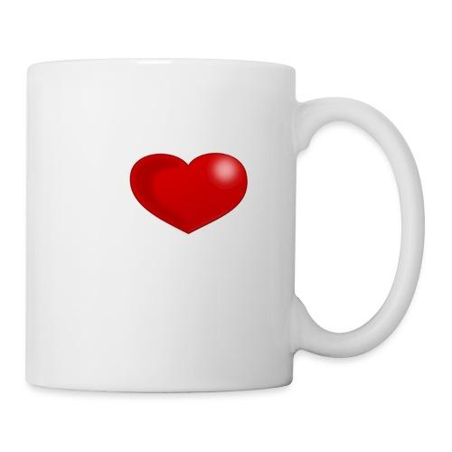 I love Sunny Beach 2 (white print) - Mug