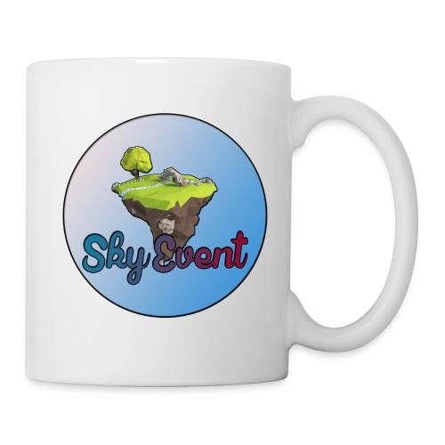SkyEvent - Mug blanc