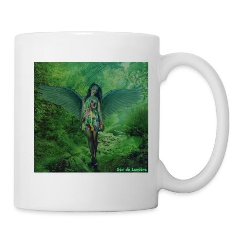 archange rapahael - Mug blanc