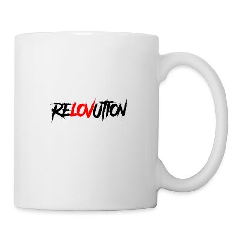 Relovution/ Revolution - Mug blanc