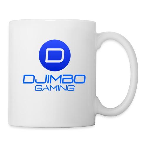 DJIMBOGAMING - Mug blanc