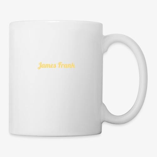 James Frank Yellow - Mugg