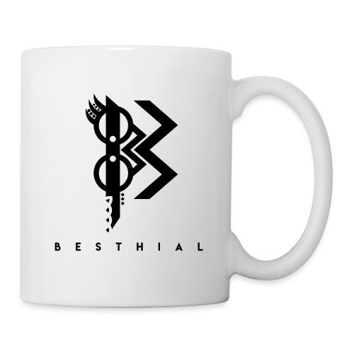 Viking Dark - Mug blanc