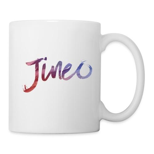 Logo Jineo - Mug blanc