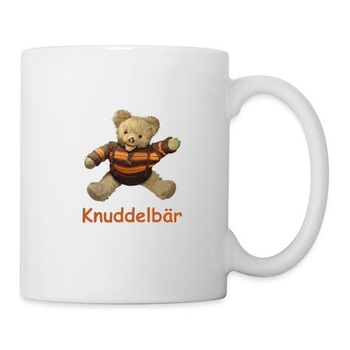 Teddybär Knuddelbär Schmusebär Teddy orange braun - Tasse