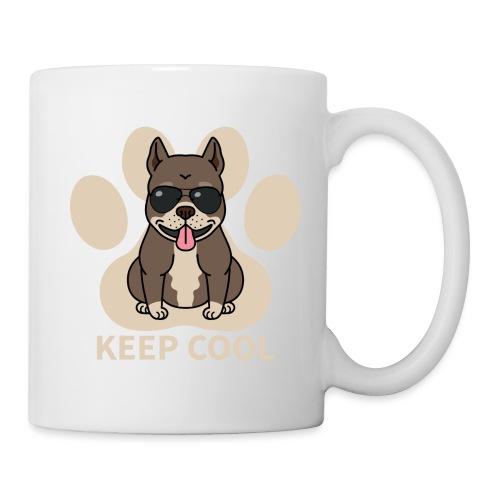 keep cool - Tasse