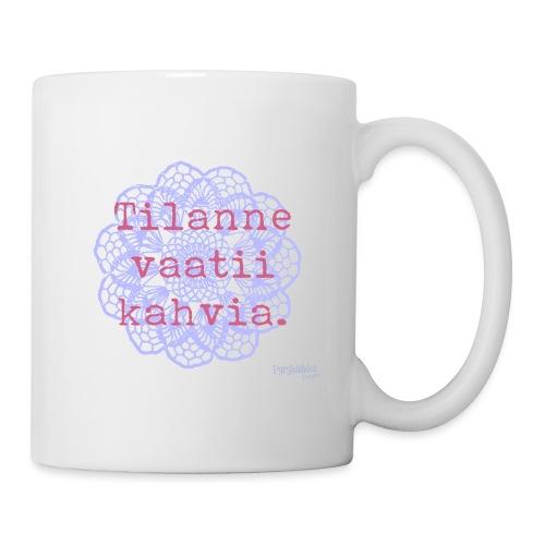 Kahvia! - Muki