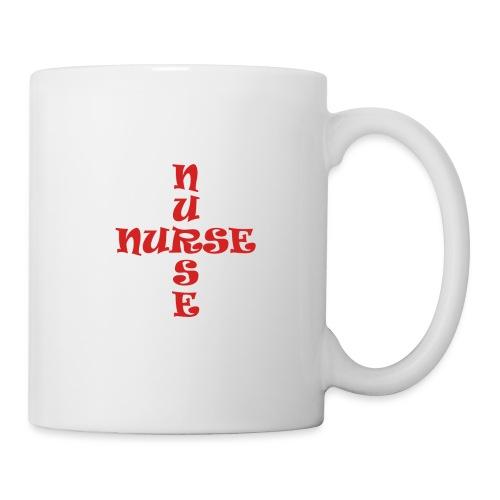 Nurse_4 - Mug blanc