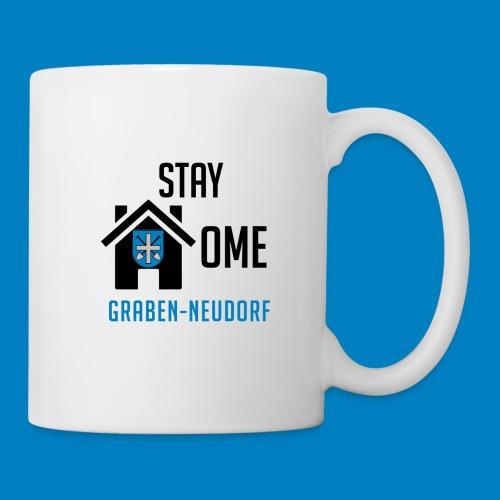 #StayHomeGrabenNeudorf - Tasse