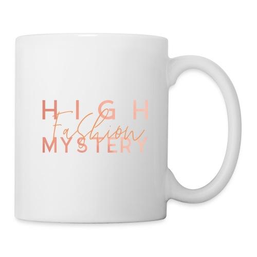 High Fashion Mystery - Tasse