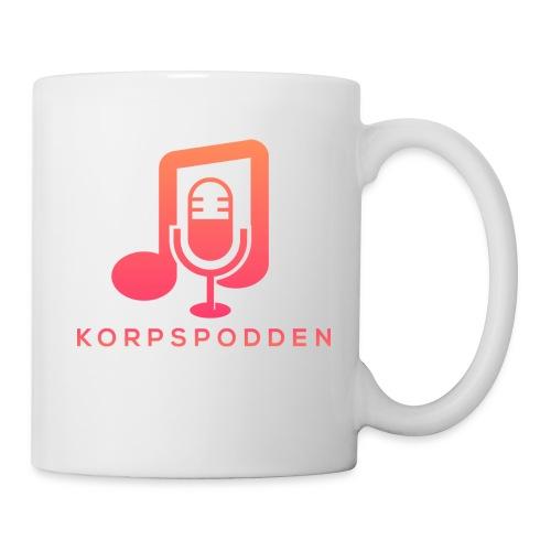 Korpspodden - Kopp