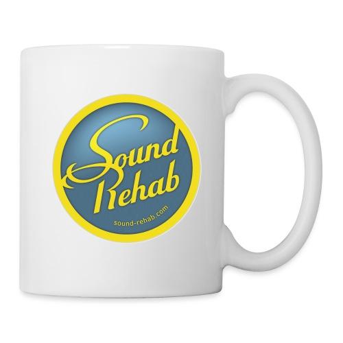 Sound-Rehab Logo - Tasse