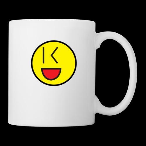 Cool Wink Smiley Hoodie - Mug