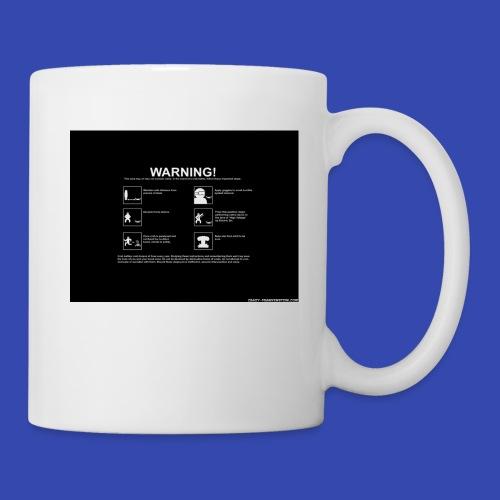 Warning - Mug