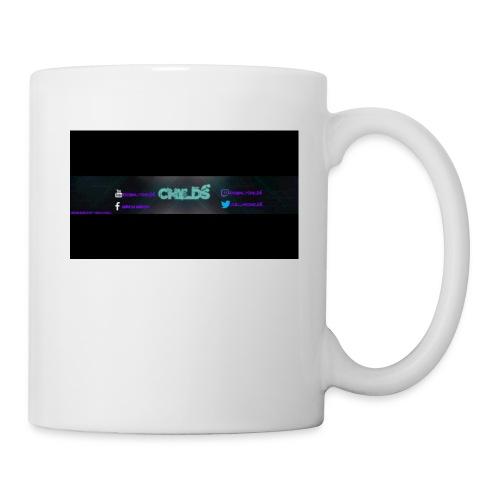 LOGO_Banner_Childs - Mug
