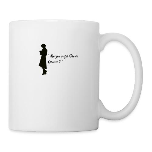 Queenie - Mug blanc