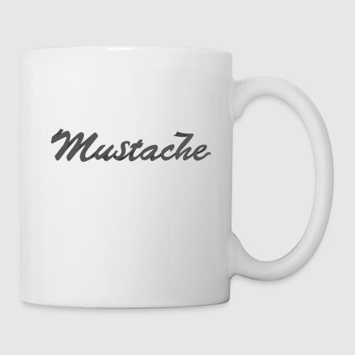 Black Lettering - Mug
