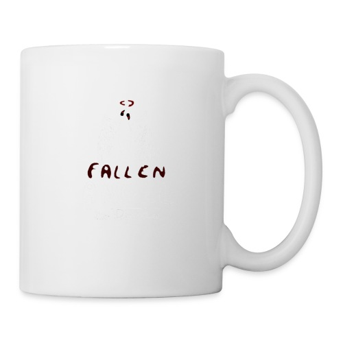 Fallen Angel by Keirren - Mug blanc