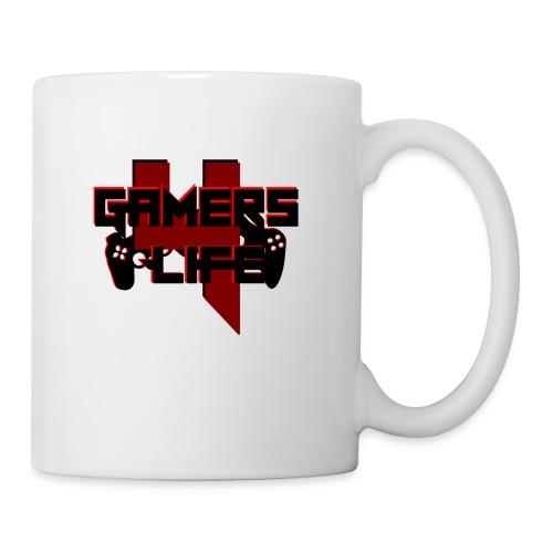 Gamers 4 Life - Tasse