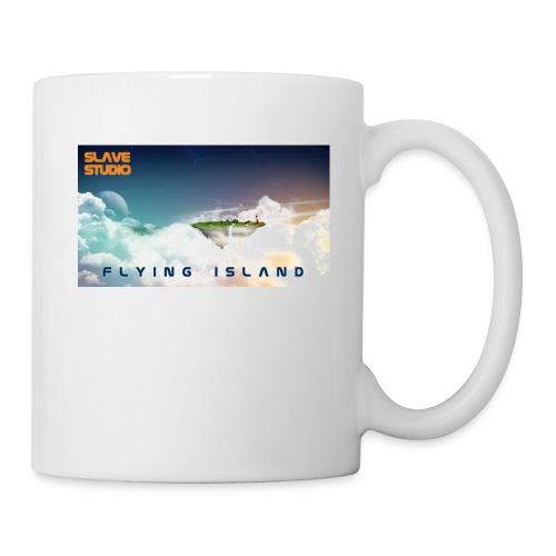 flying island - Tazza