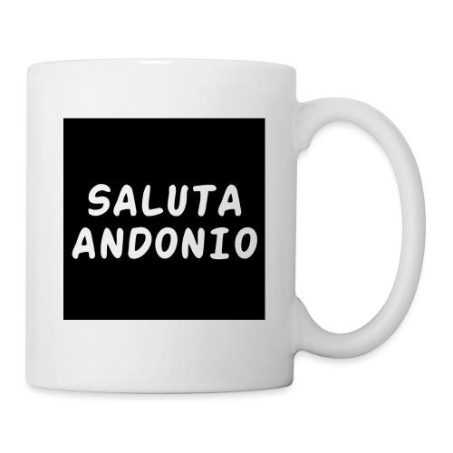 SALUTA ANDONIO - Tazza