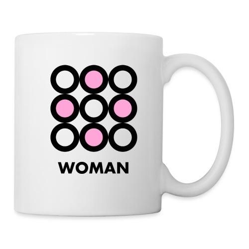 Woman - Tazza