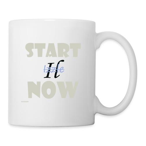 Start Now - Tasse