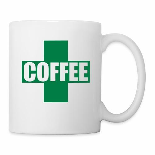 First Aid Coffee - Mug