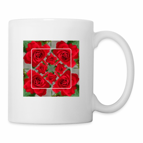 Rose Design - Tasse