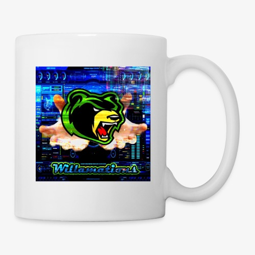 Willamations GeZy logo - Mug