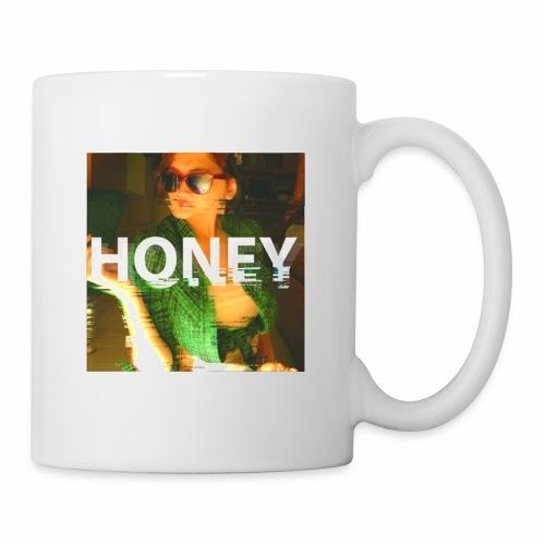 Honey - Mug blanc