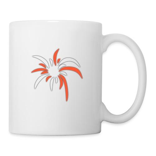 PyroPaco Explosions Logo - Tasse