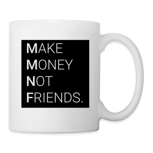 Creando Dinero sin amigos - Taza