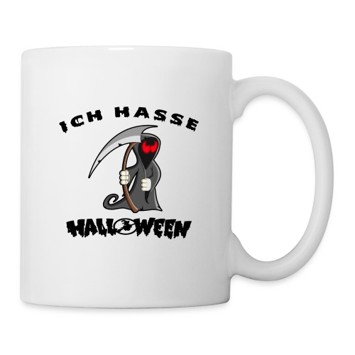 Für alle die die Halloween nix abgewöhnen können - Tasse